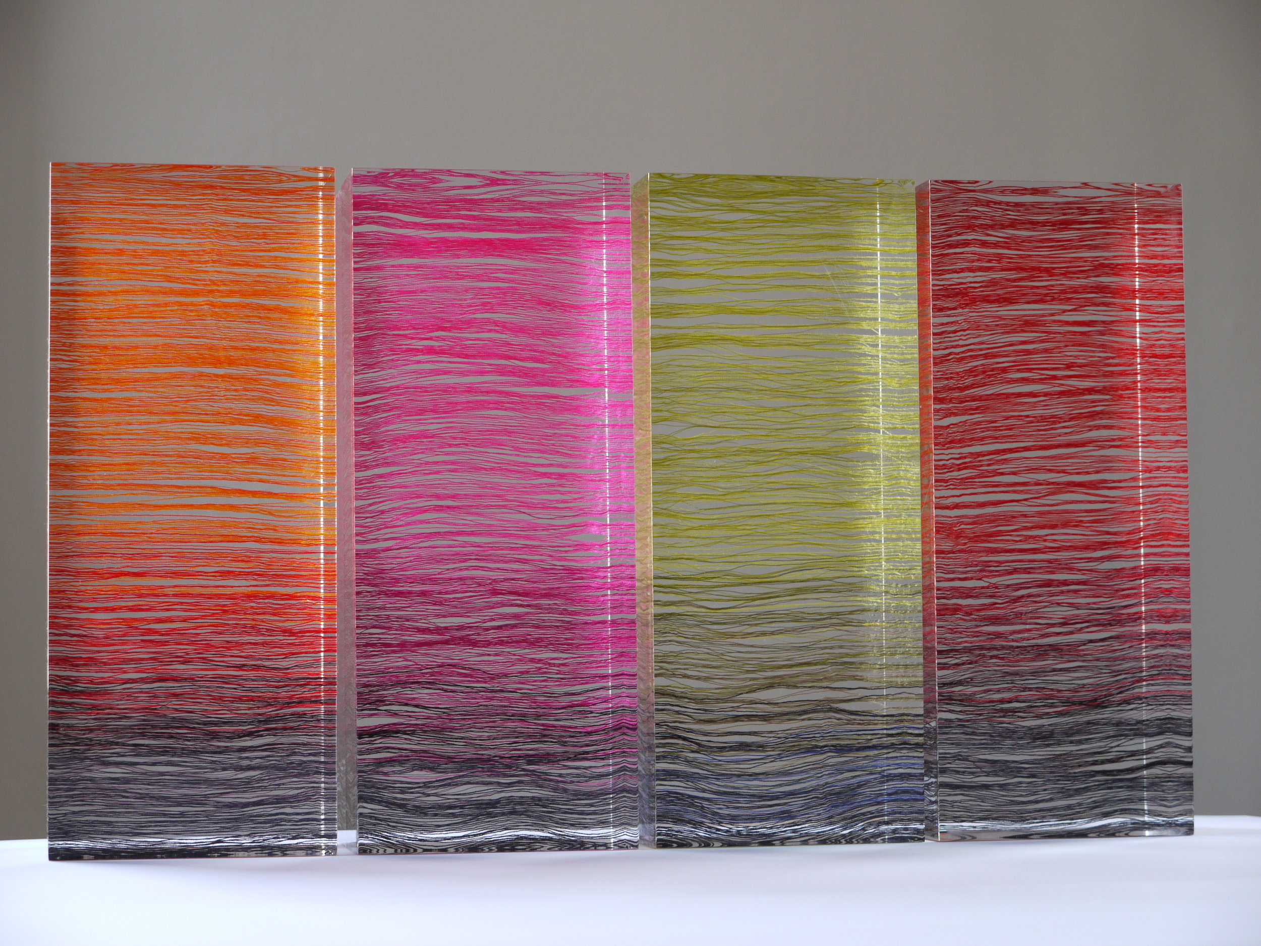 'Loose Threads', National Wool Museum collection.