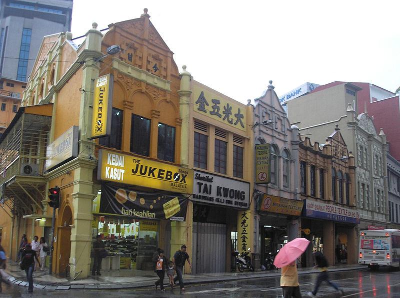 吉隆坡街景