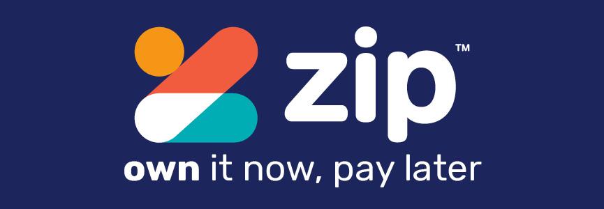 Zippay Available instore. No minimum spend.