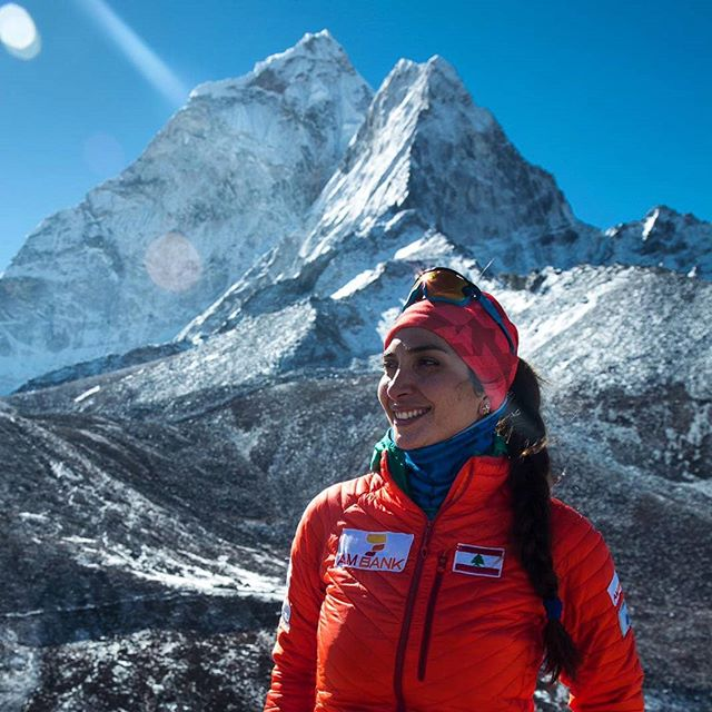 You always have the choice! . #peakperformancesponsor @ambankofficial . #everest2019 #dream #mountaineering #mountainsaremyjoy