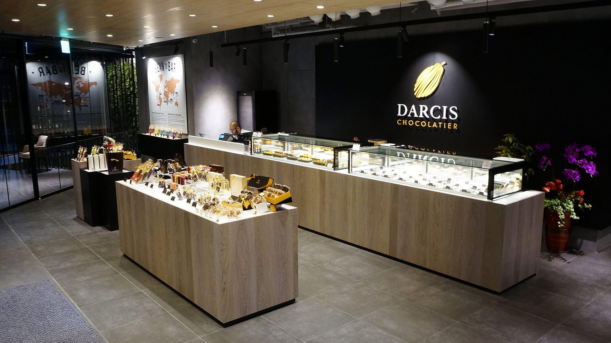 Darcis亞洲最美的台北仁愛旗艦店