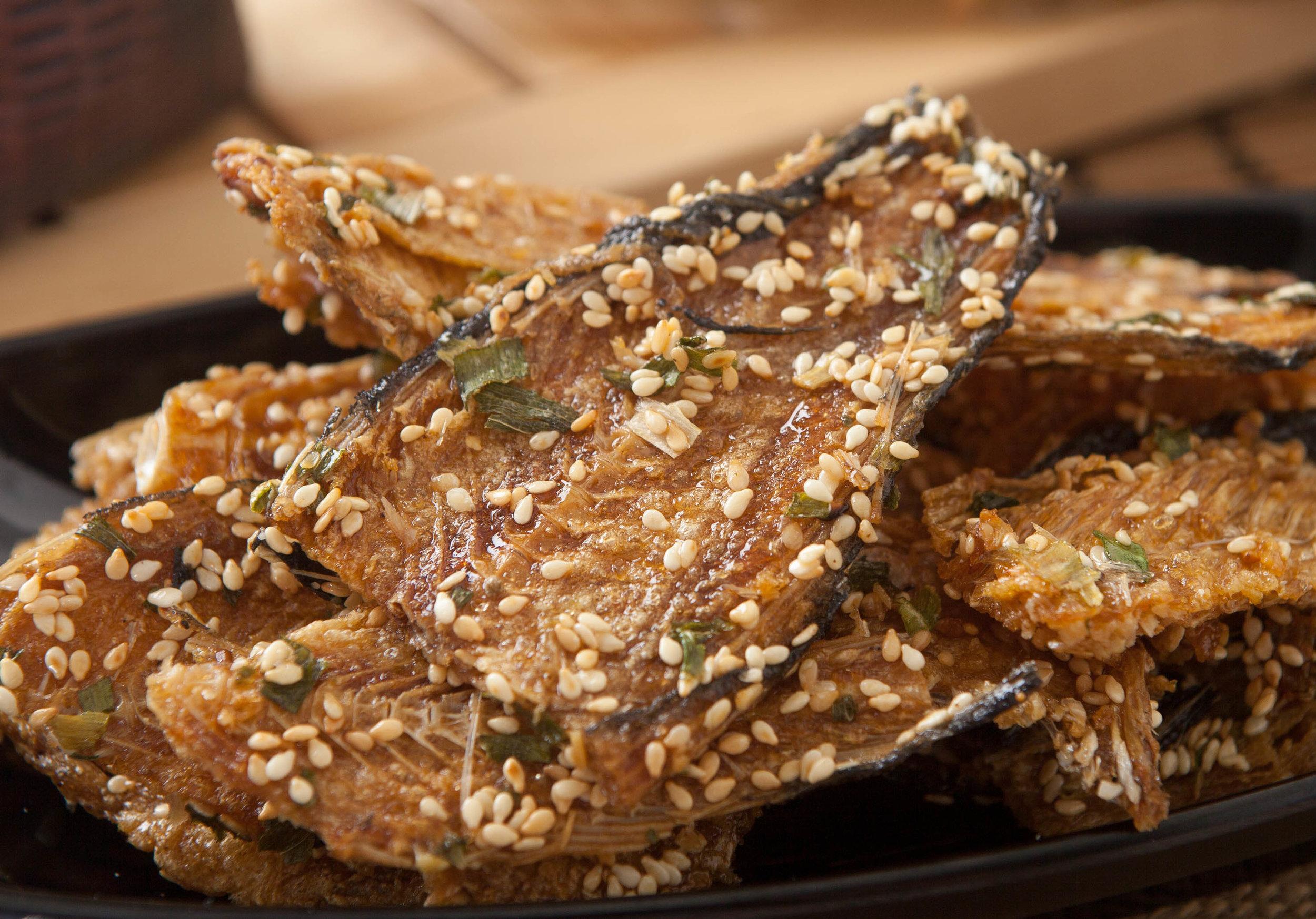高鈣魚骨:林太太魚鬆專賣店