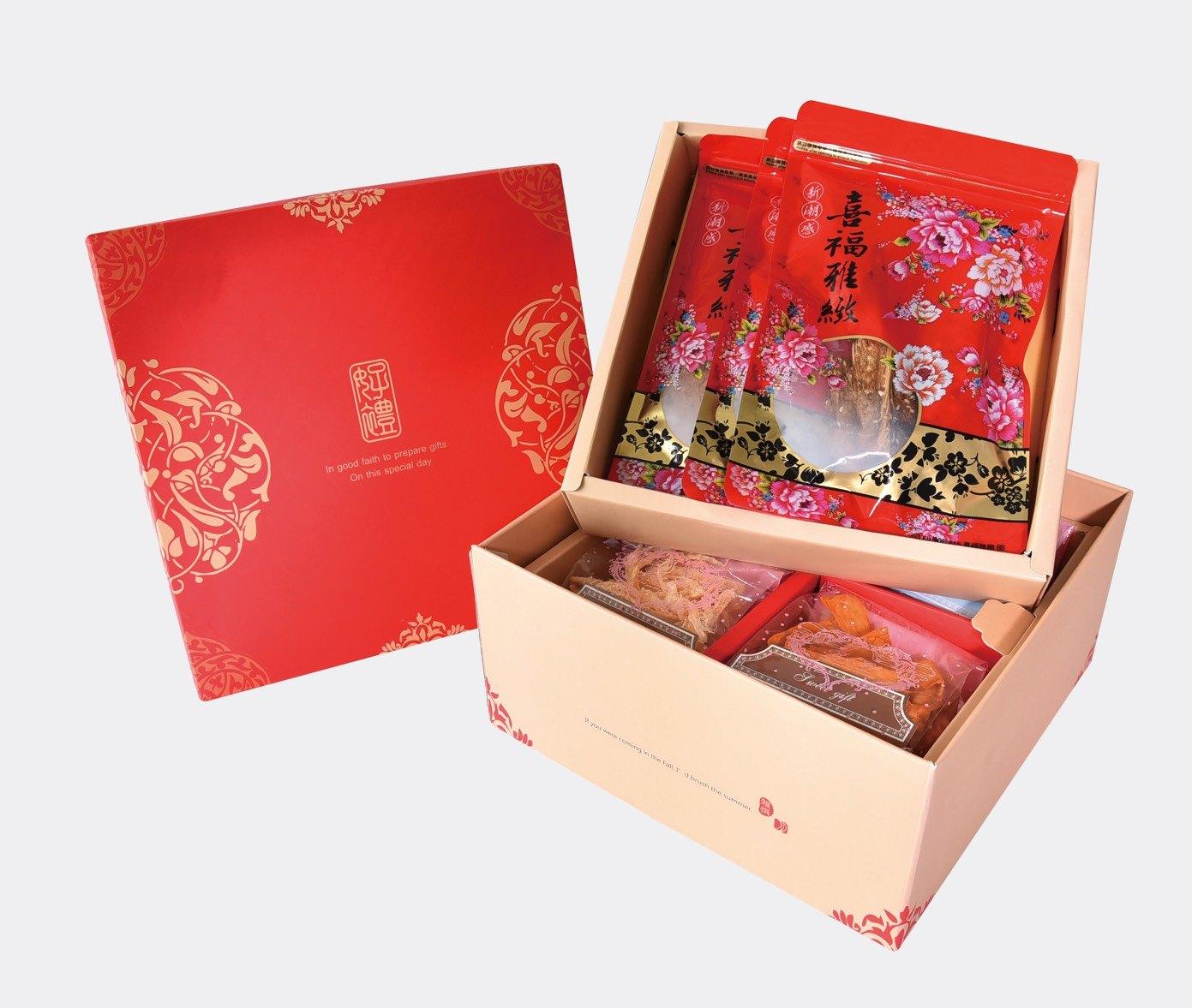 林太太魚鬆:嚴選七品熱銷點心 - 愉月禮盒*10盒
