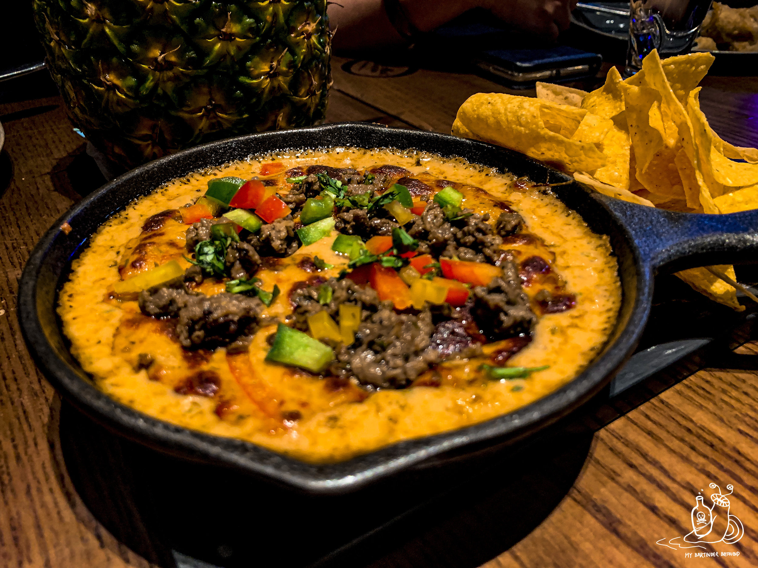 Queso Dips - IMPOSSIBLE Foods