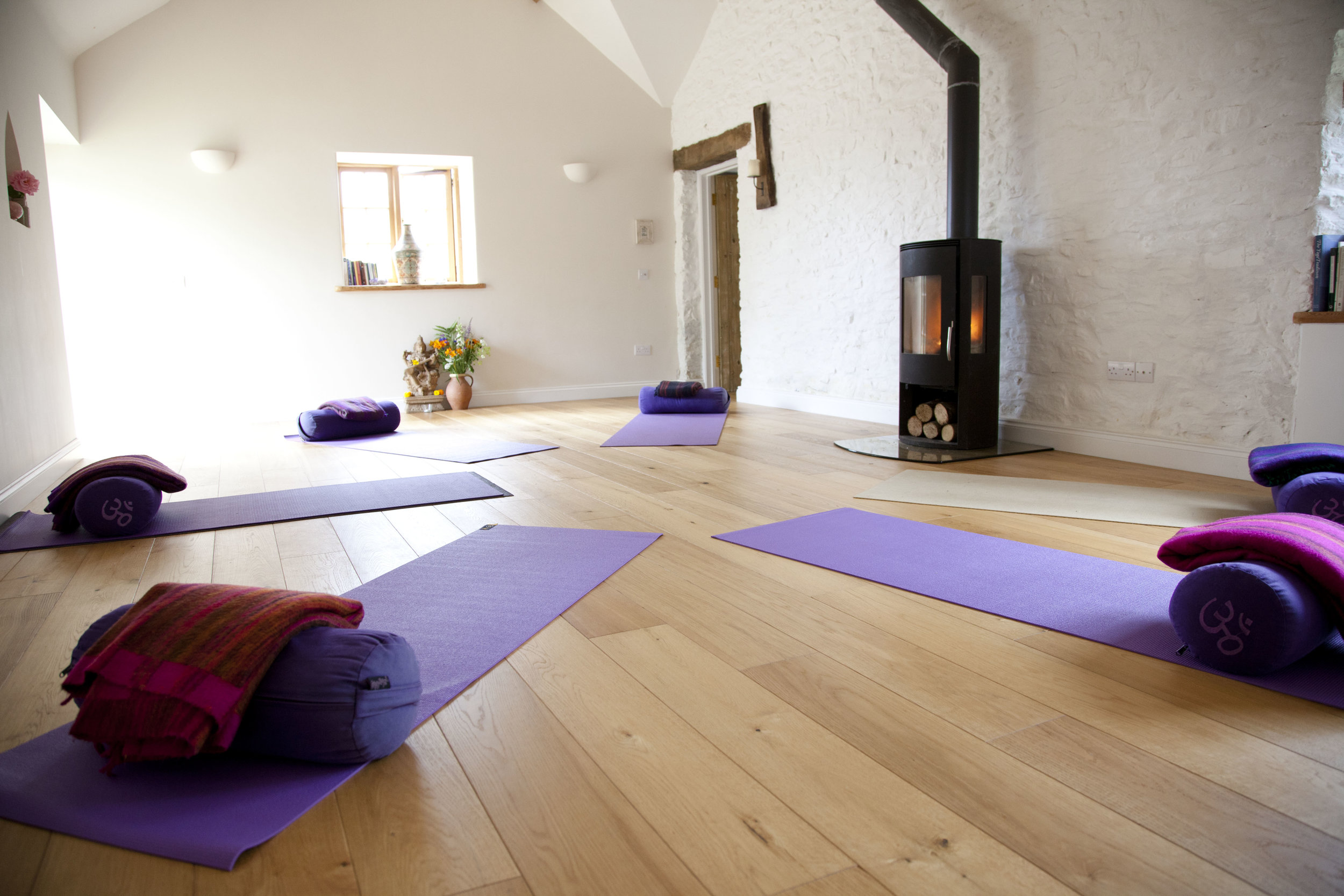 weekly yoga classes - Would you like to learn how to move with more ease and lightness?