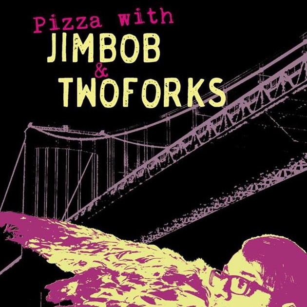 ...his first novel 'Pizza with Jimbob & Twforks'  BUY HERE