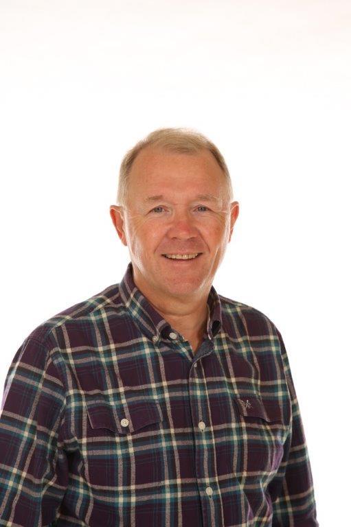 Paul Jenkins – Chair of Board of Trustees