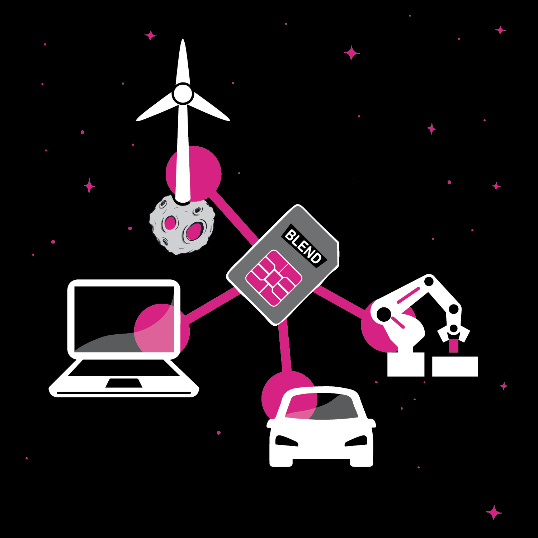 Blend Telecom - IOT