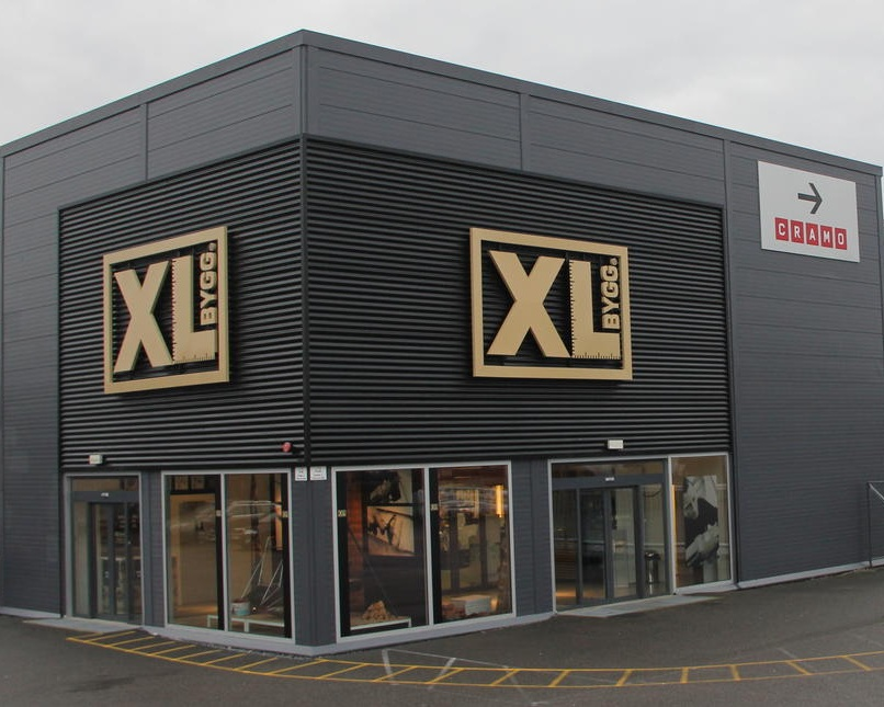 XL-bygg - Overall XL-BYGG experienced double or triple digit growth in almost every category, from 2017 - 2019.