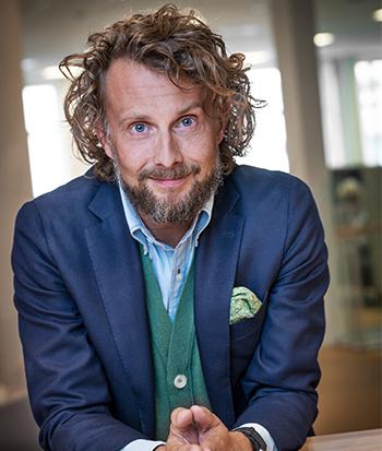 Henrik Staaf, head of digital communication at Coop.
