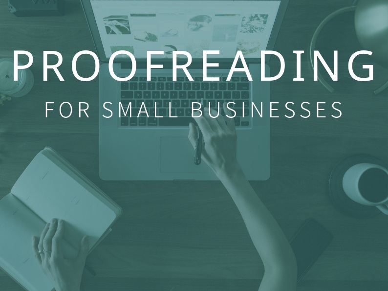 Proofreading of your online and/or printed marketing for top-quality copy that's free from errors. I can also assist with editing, layout and formatting, if required. The end result will be professional marketing that will help you to advertise your business successfully.