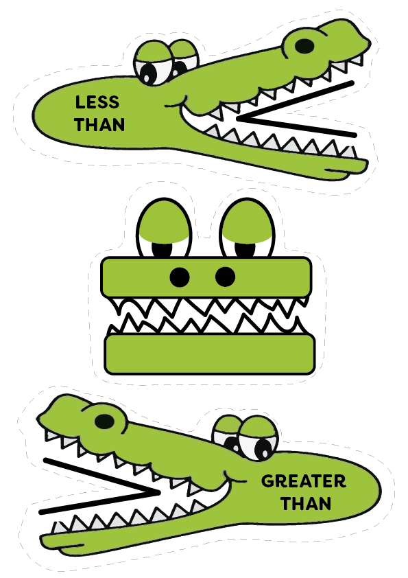 Crocodiles PDF, math learning disability solutions