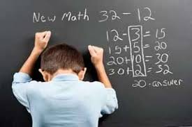 Primary school numeracy issues -