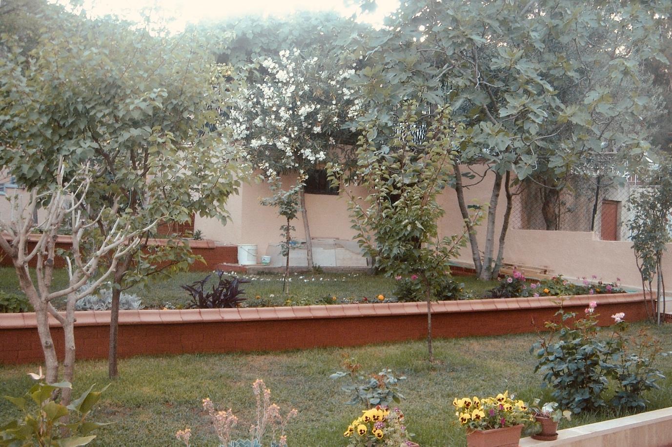 Bedri Azak's garden, Turkey, 5th July 2006