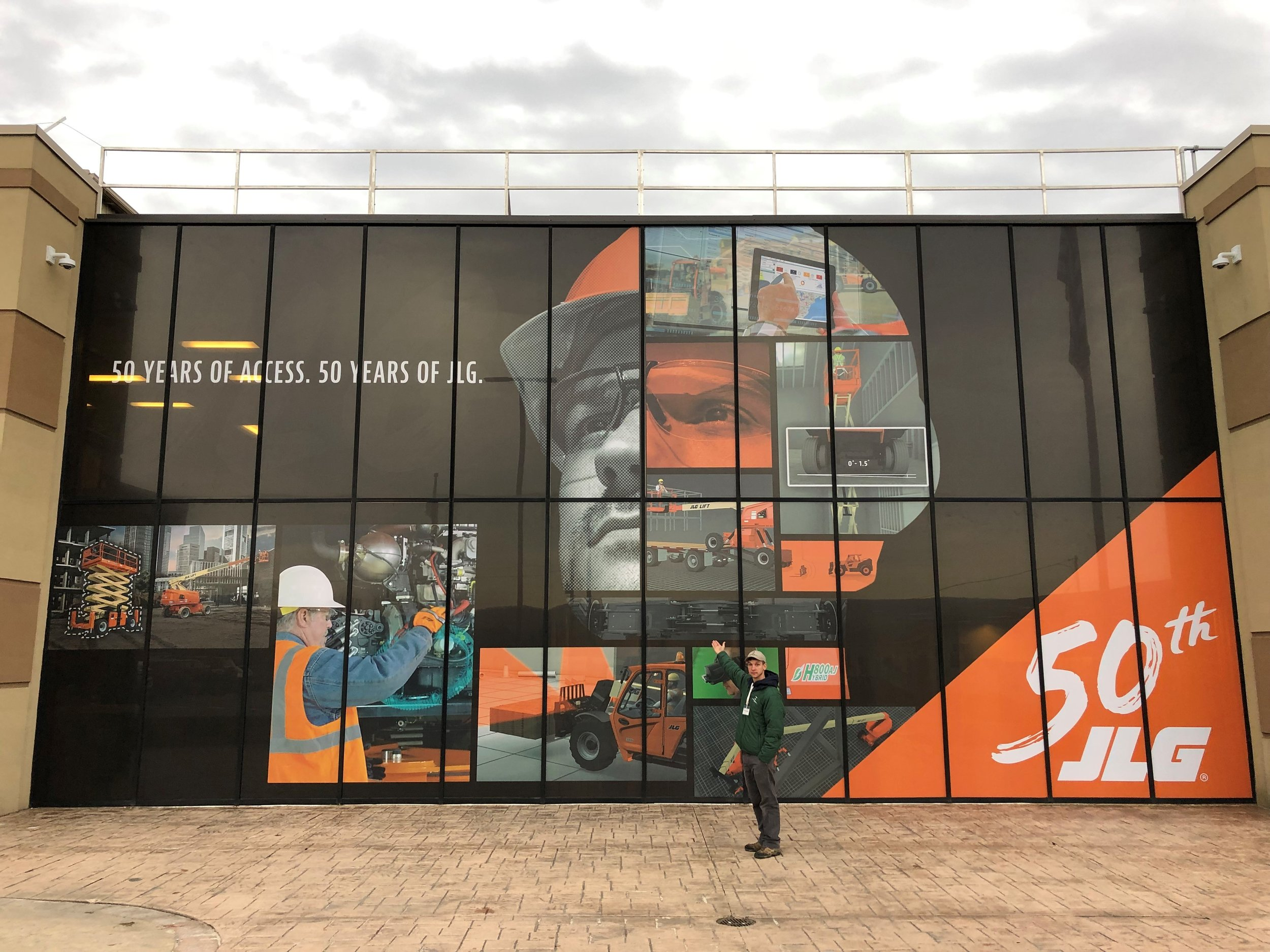 Who We Are.. - With over 30 years of experience, we truly understand the role and importance that signage and graphics play in driving your business, supporting your brand, and maximizing your marketing efforts.Learn More <<Read about this Project