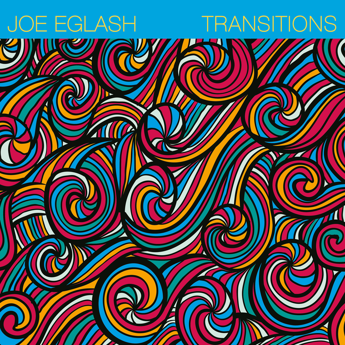 TRANSITIONS (2016) - Transitions has the feel of a double vinyl album: Depth, variation – timelessness. Joe Eglash's fourth and longest solo album, it is the work of a lifetime in music; every word and every note, all of which Joe plays himself, has 10,000 hours behind it.