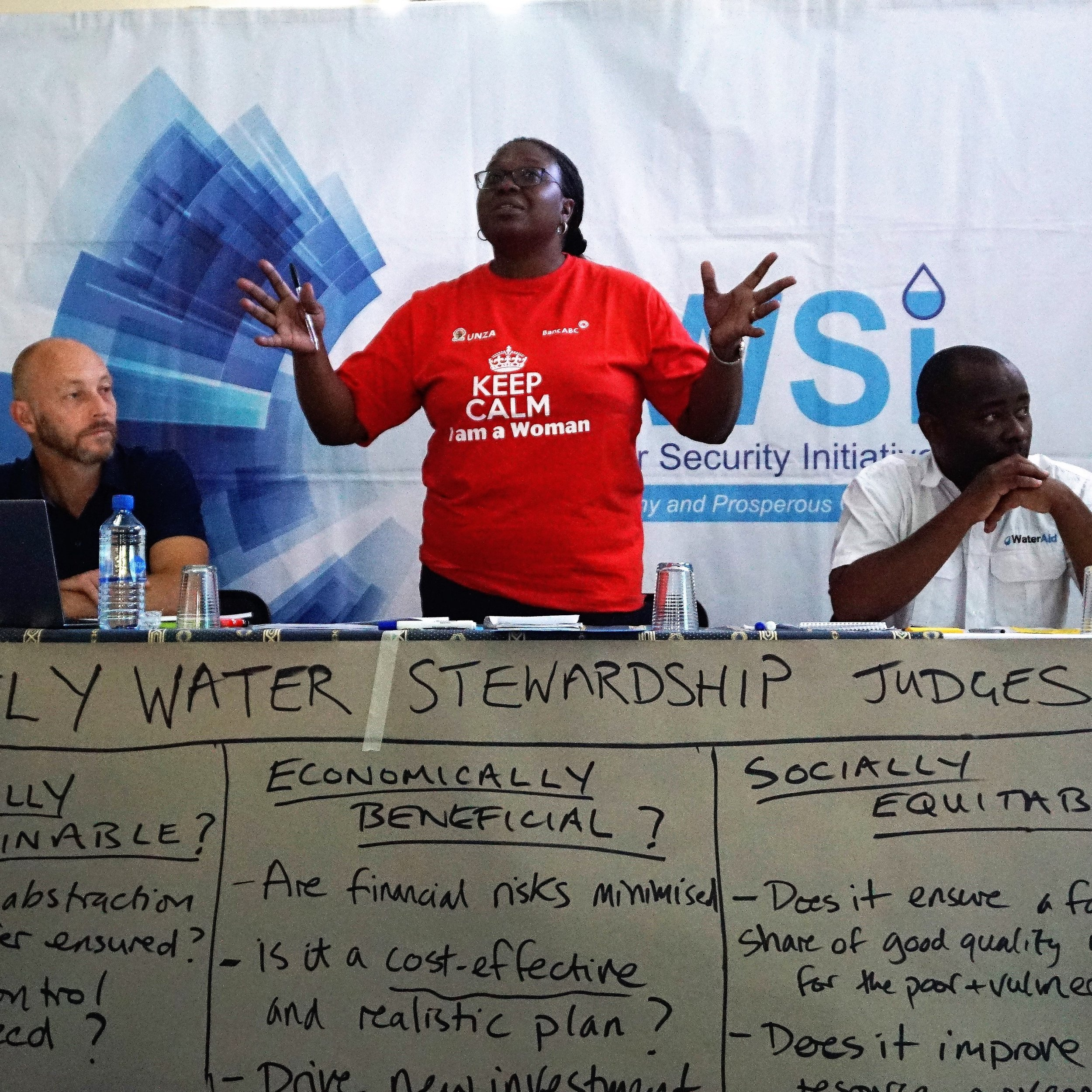 Strategic advice - Utilising our expertise as water resource managers and our hands-on knowledge of water politics and practice globally, we provide training, advice and knowledge brokering services to governments, companies, international NGOs, and donor agencies. Read More →