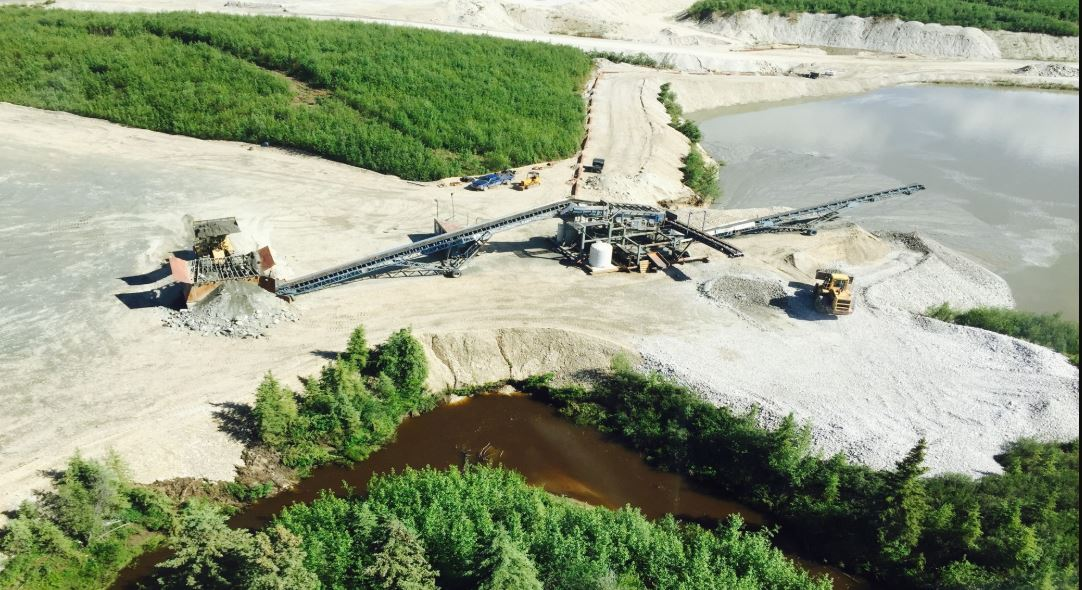 Gold Mine for Sale Canada Main Valley