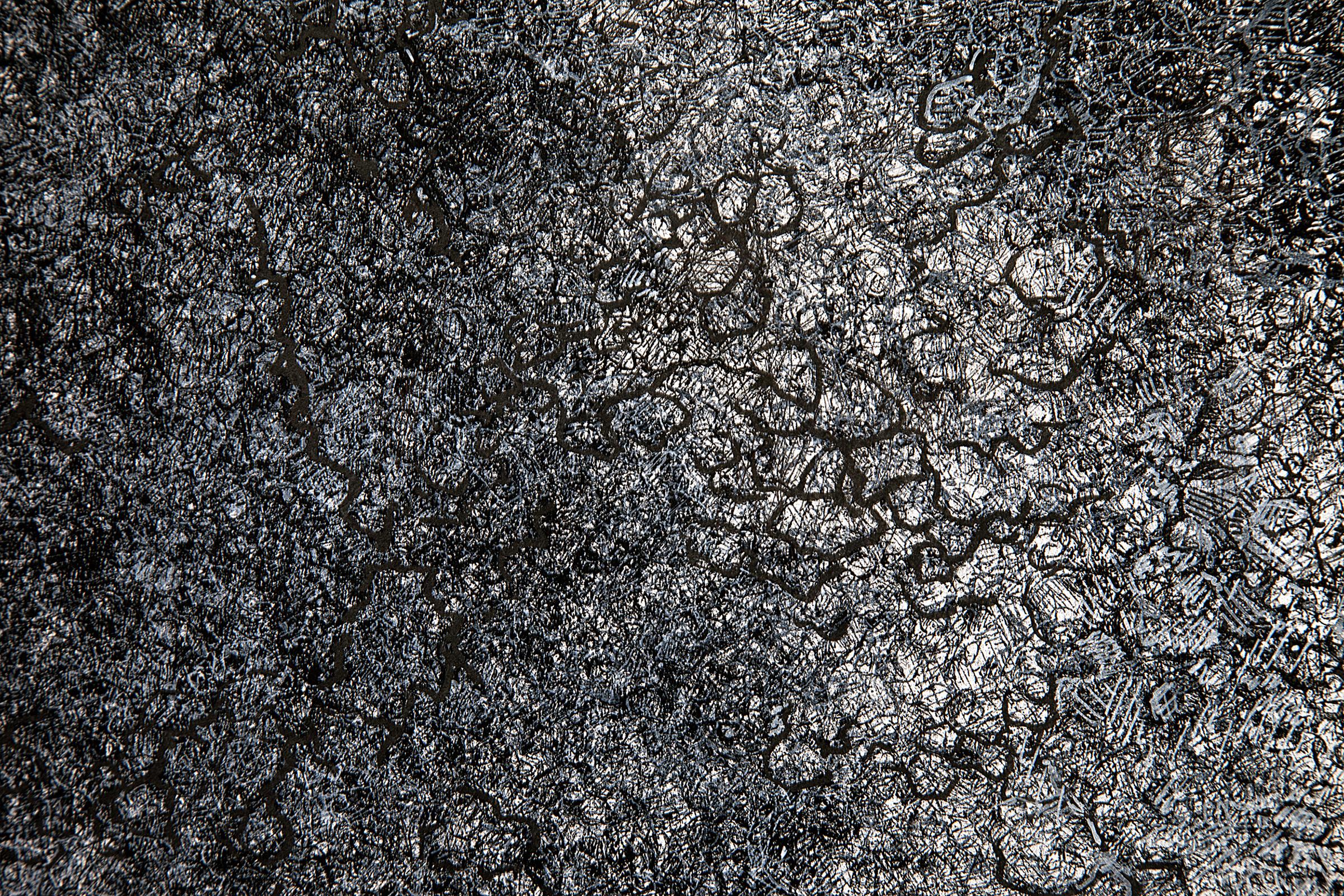 Dark Ground , detail