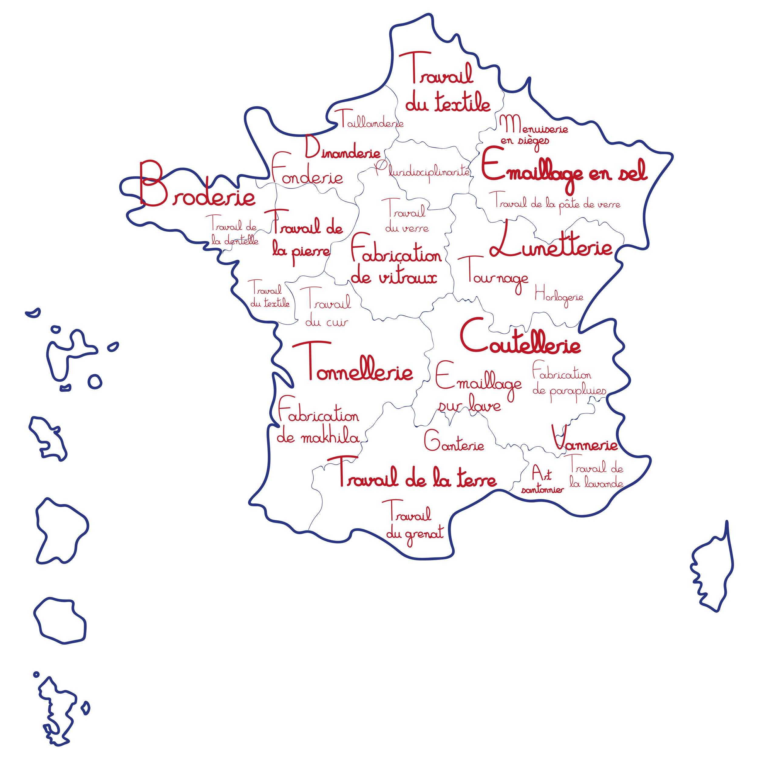 Collection Héritage - Signature des territoires