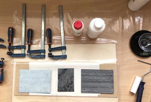 De retour à l'atelier pour le début de la fabrication de vos noeuds pap sur mesure 🤗
