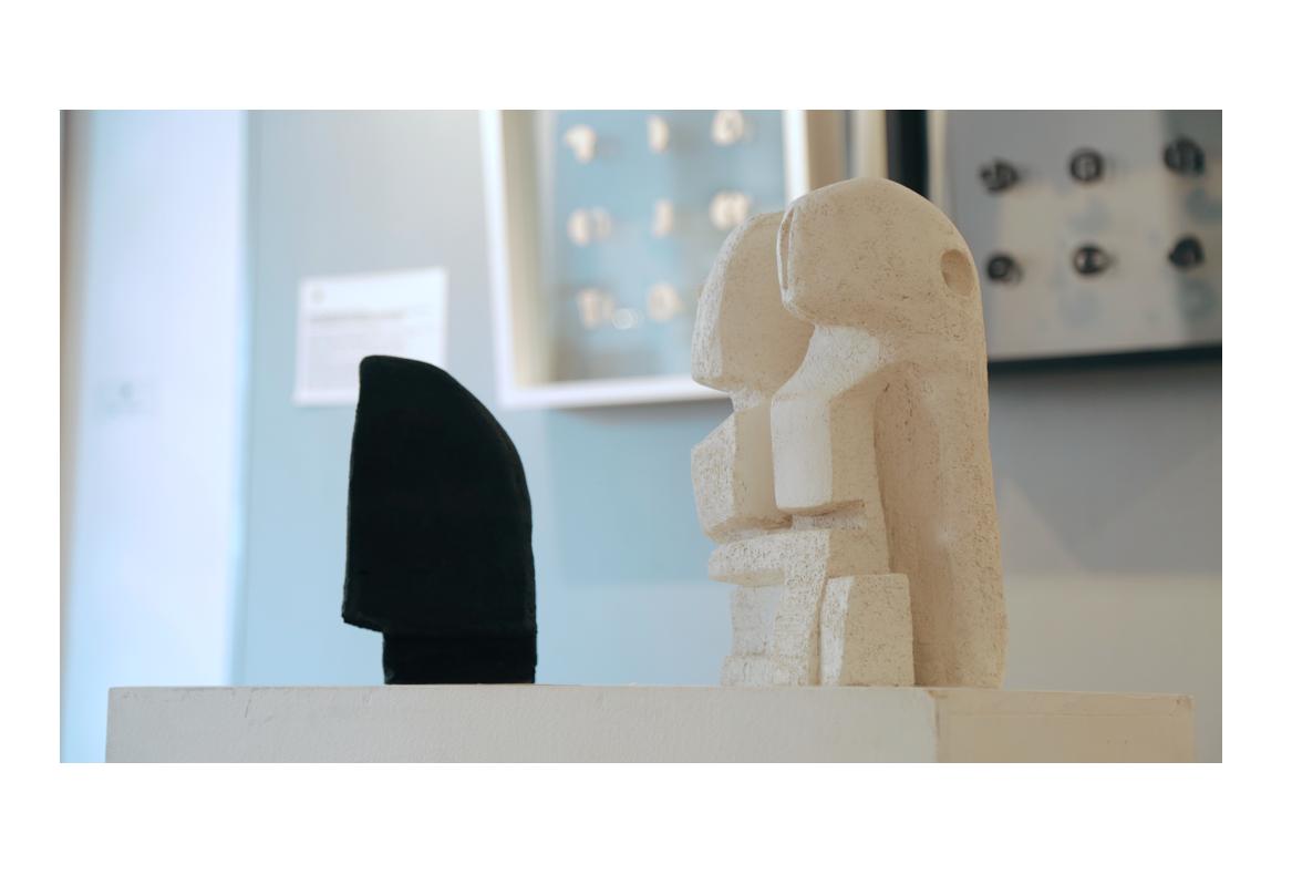 Sculpture   Yann Masseyef, Grès