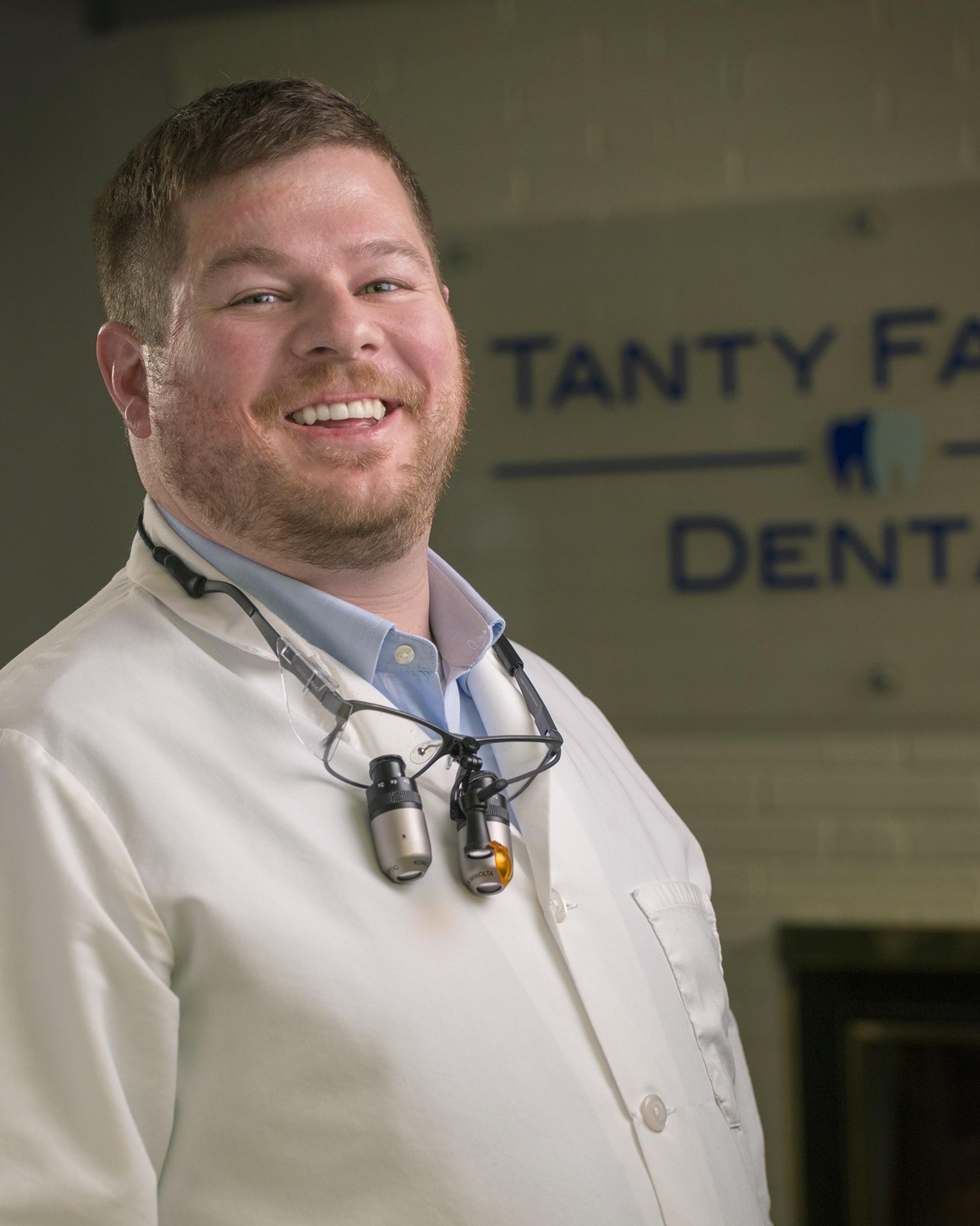Dr. Kevin Tanty -