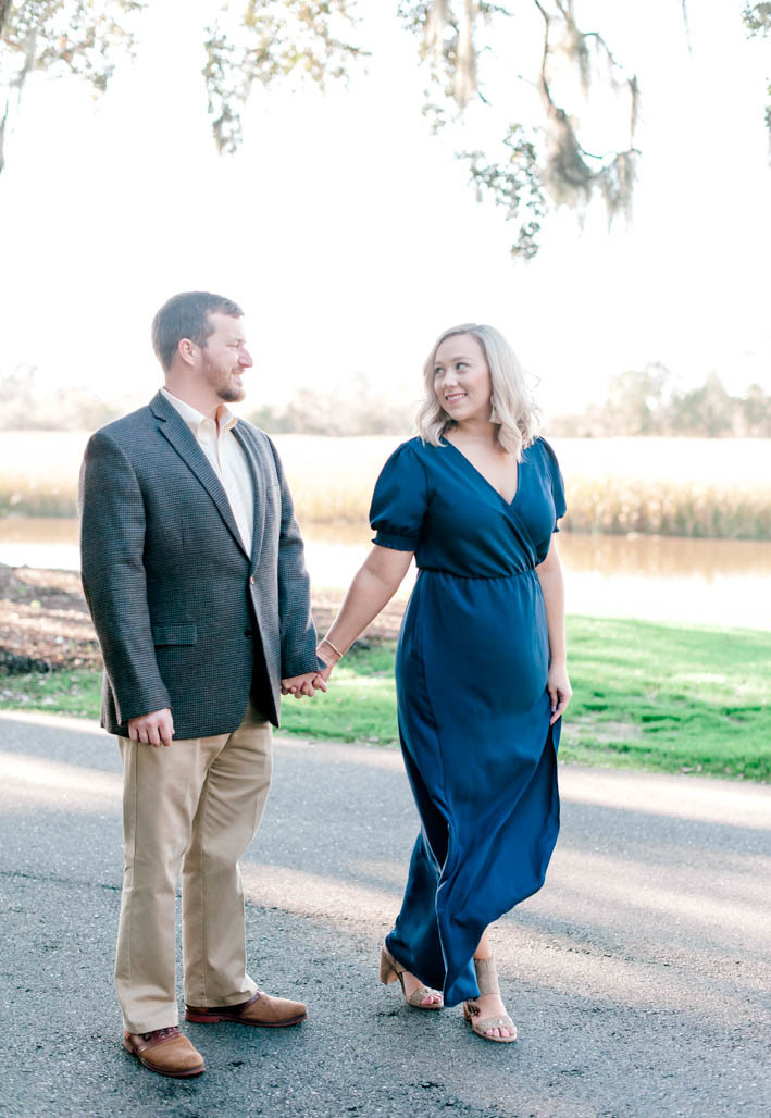 Caledonia Golf & Fish Club, SC Engagement by Hosanna Wilmot Photography Small -15.jpg