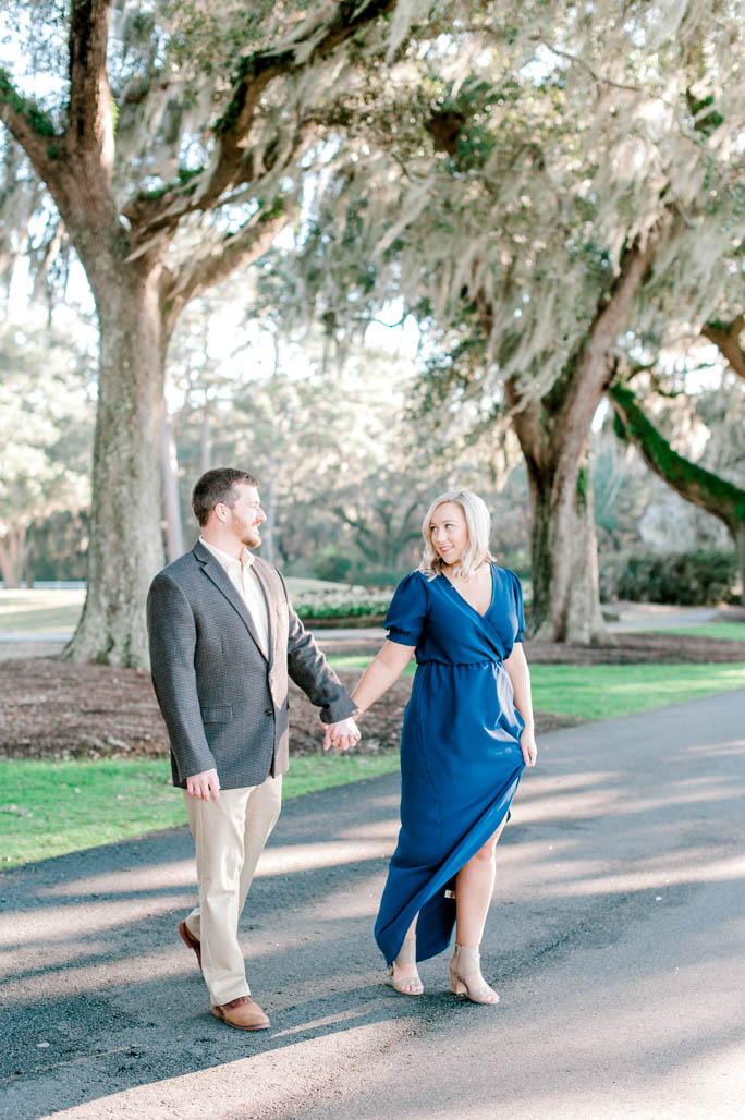 Caledonia Golf & Fish Club, SC Engagement by Hosanna Wilmot Photography Small -30.jpg