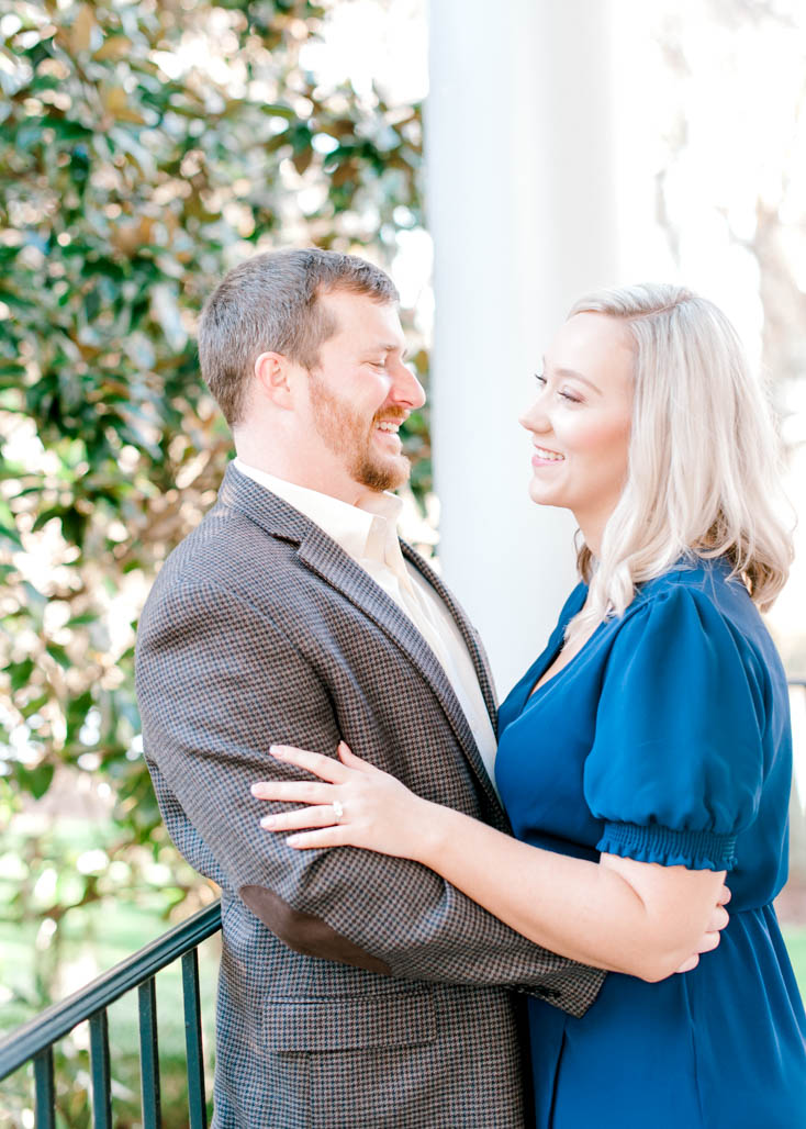 Caledonia Golf & Fish Club, SC Engagement by Hosanna Wilmot Photography Small -69.jpg