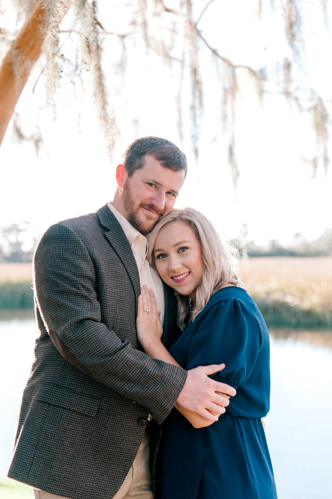 Caledonia Golf & Fish Club, SC Engagement by Hosanna Wilmot Photography Small -80.jpg