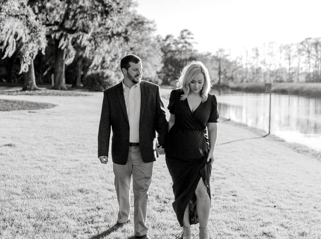 Caledonia Golf & Fish Club, SC Engagement by Hosanna Wilmot Photography Small -89.jpg