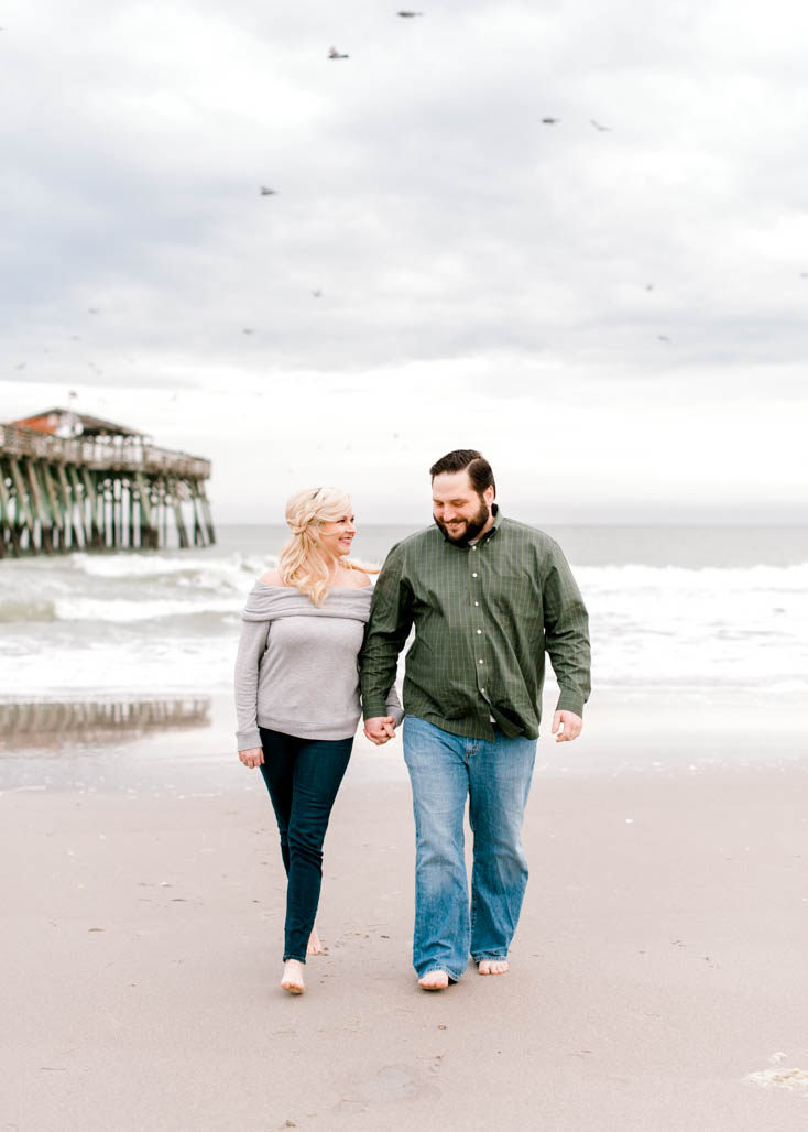 Myrtle Beach State park Engagement Session -Blair & Joe Small -1.jpg