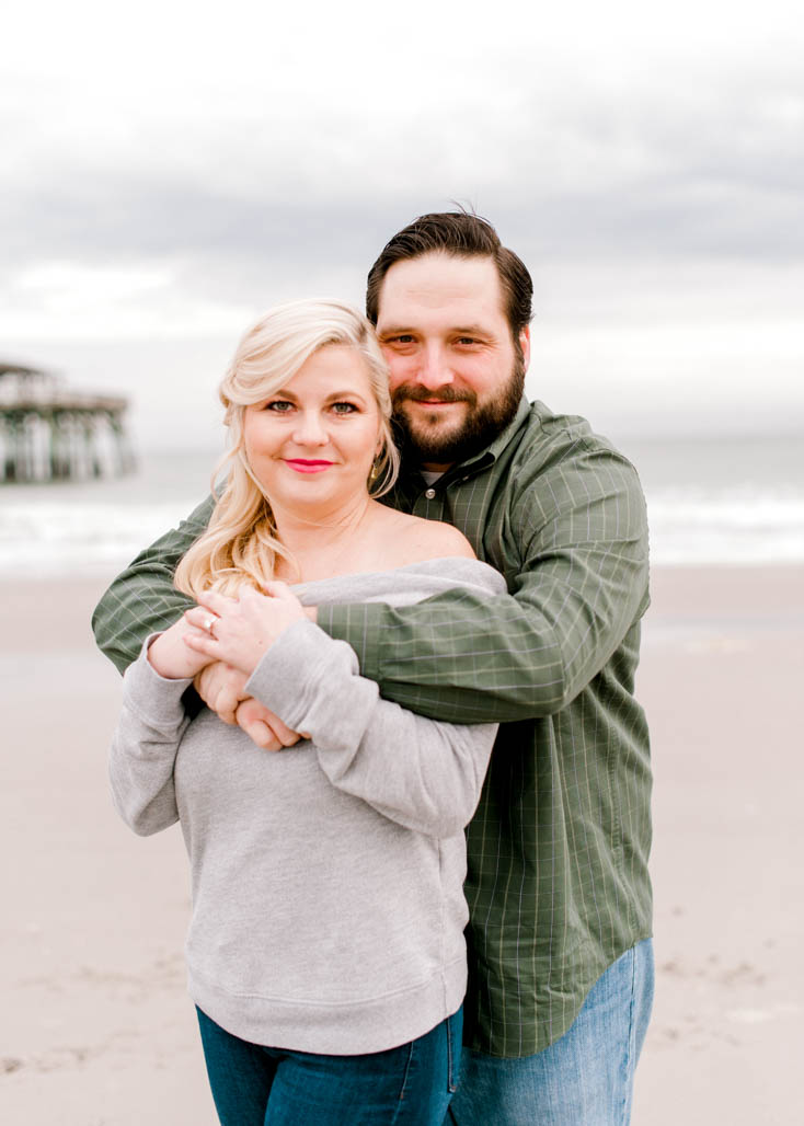 Myrtle Beach State park Engagement Session -Blair & Joe Small -25.jpg