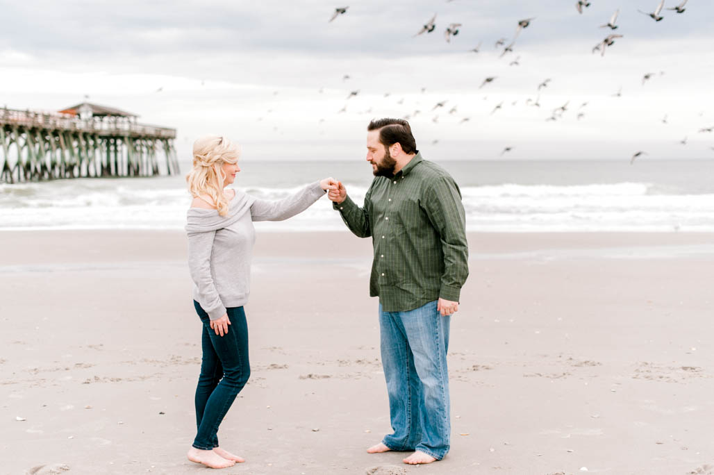 Myrtle Beach State park Engagement Session -Blair & Joe Small -37.jpg