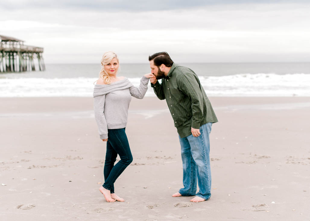 Myrtle Beach State park Engagement Session -Blair & Joe Small -40.jpg