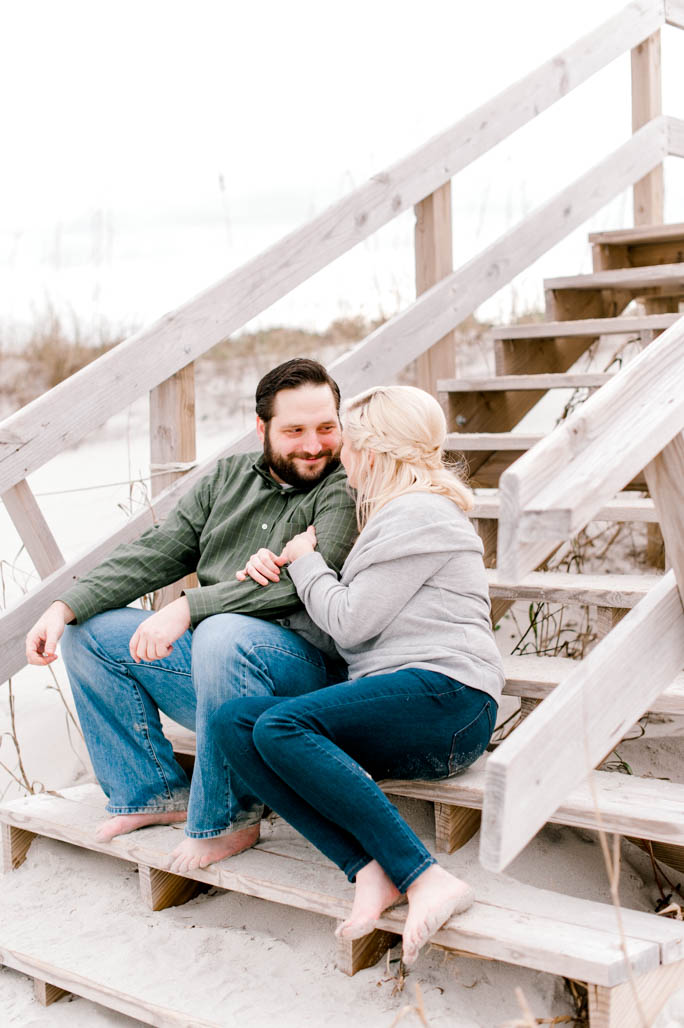 Myrtle Beach State park Engagement Session -Blair & Joe Small -70.jpg