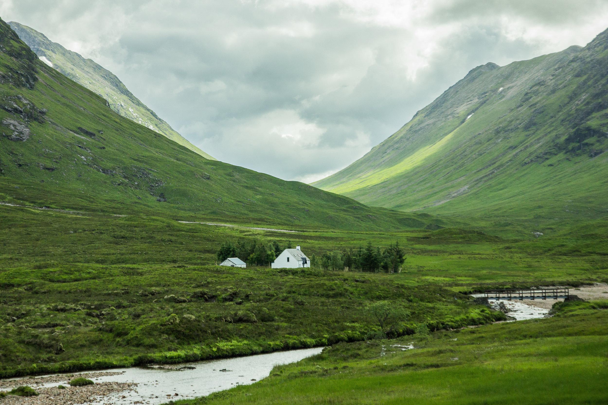 Écosse - Glencoe - 2015