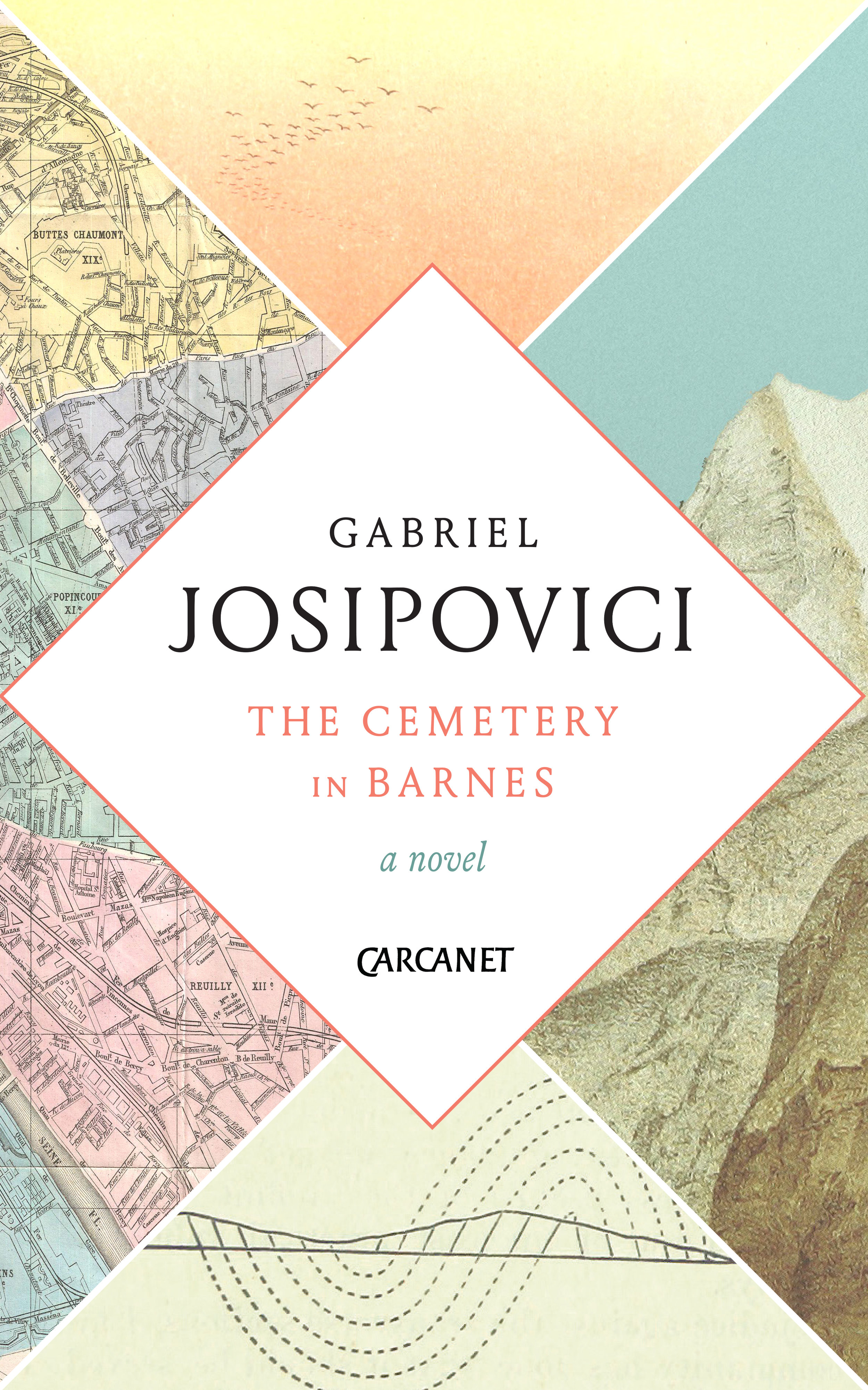 The Cemetery in Barnes by Gabriel Josipovici, Carcanet