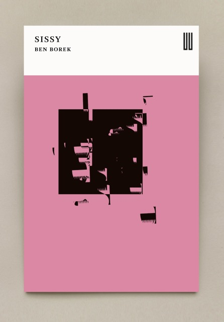 February 2019: Sissy by Ben Borek (Boiler House Press)