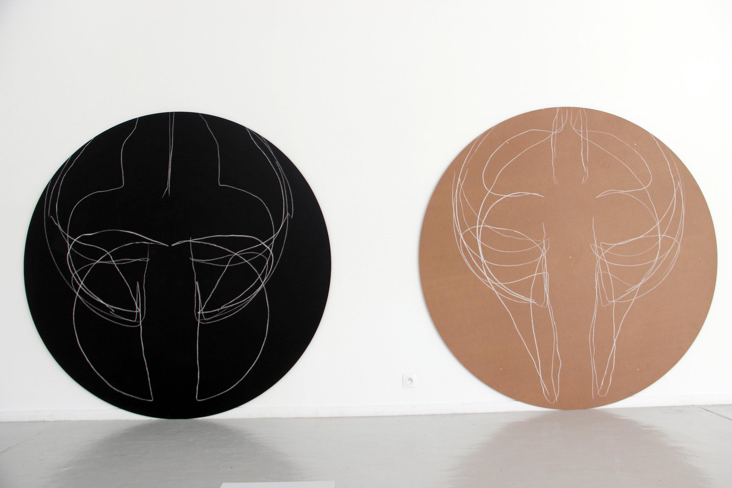 Etude (2 cercles).JPG