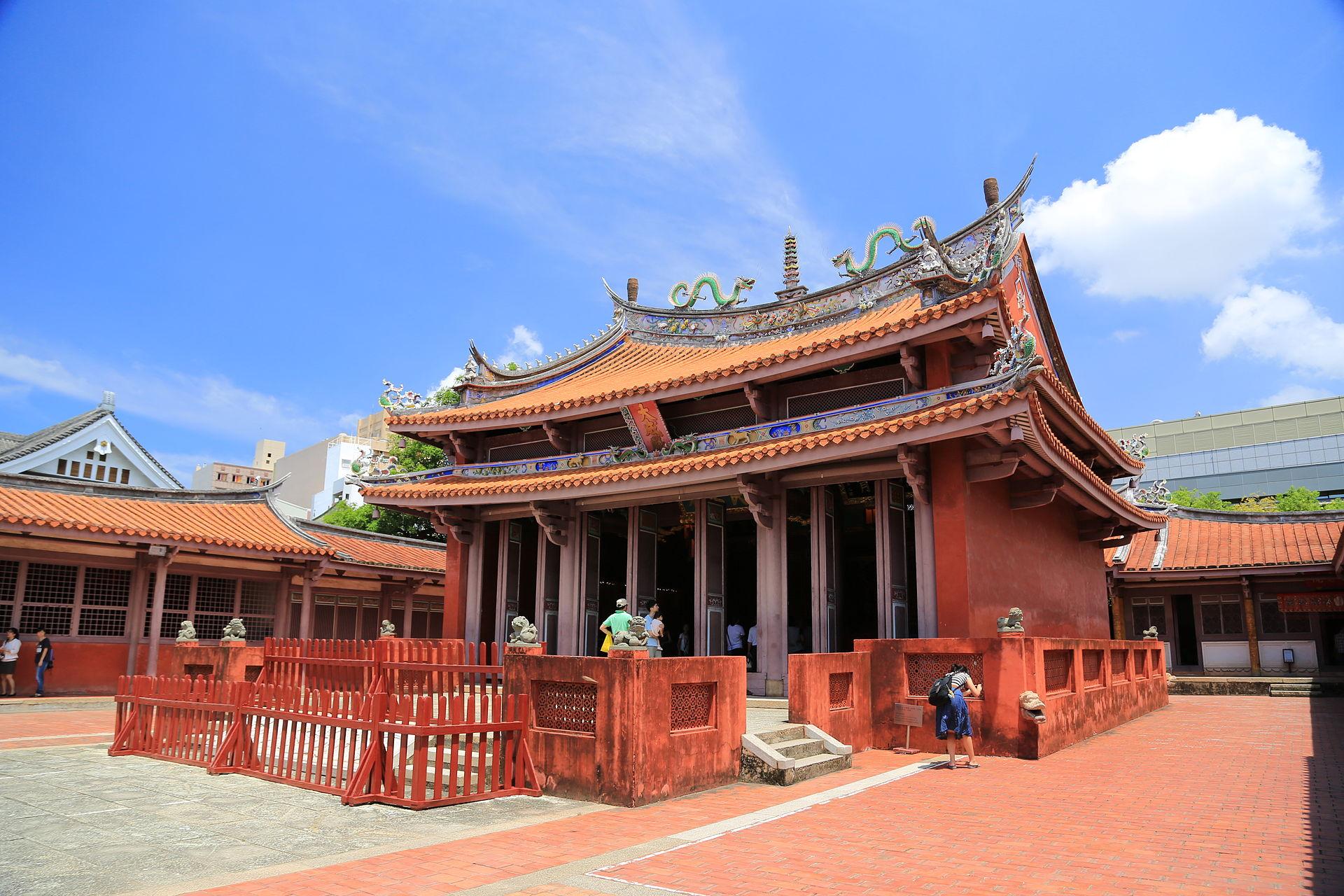 台南孔子廟 | Tainan Confucius Temple