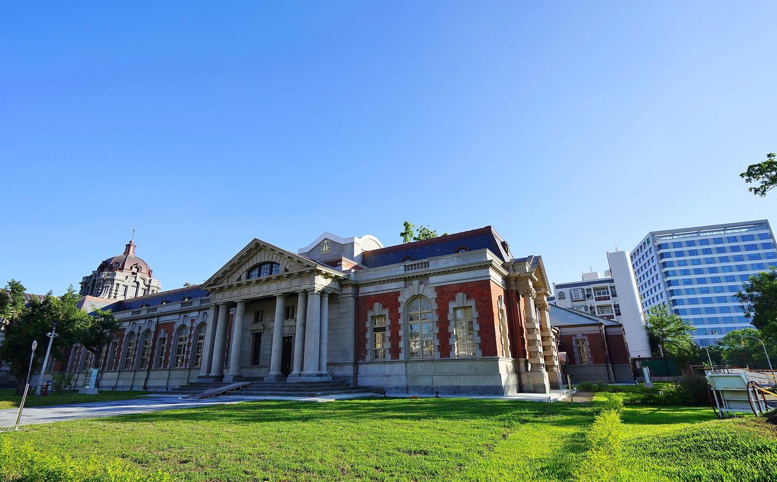國定古蹟臺南地方法院 | Tainan District Court