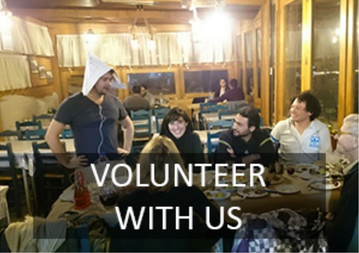 """legal centre lesvos - legalcentrelesvos.org/volunteers/""""We are looking for lawyers, legally trained professionals and law graduates willing to assist our legal team in defending the rights of asylum seekers and refugees in Lesvos for a minimum 3 months."""""""