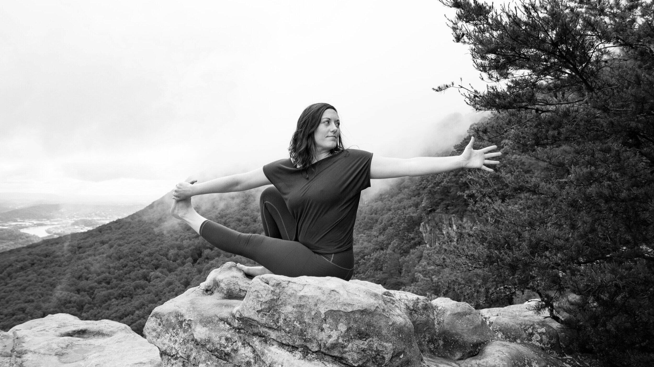 Kelsey Burke Yoga