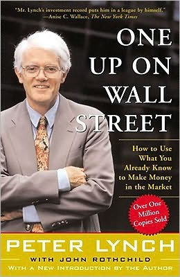 One Up On the Street - Peter Lynch