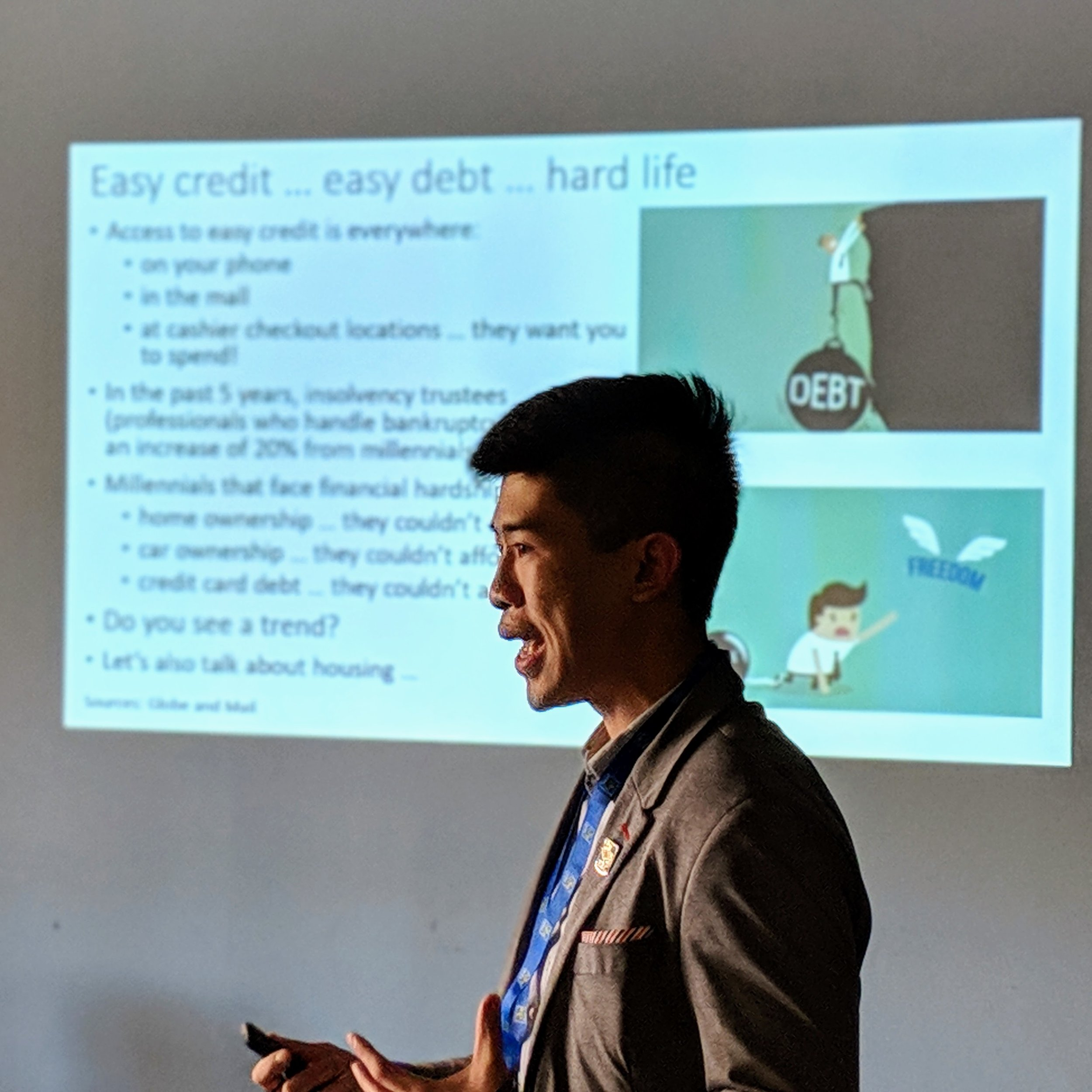 Arthur Chung, a Schulich School of Business BBA alumni, and now a Manager at Strategy & Transformation at RBC, presents his content on personal finance.