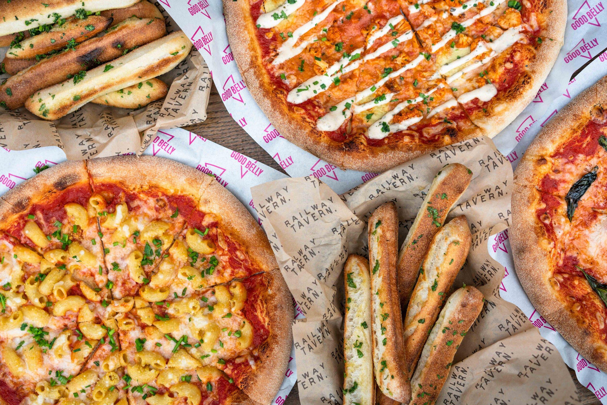 Good Belly Vegan Pizza