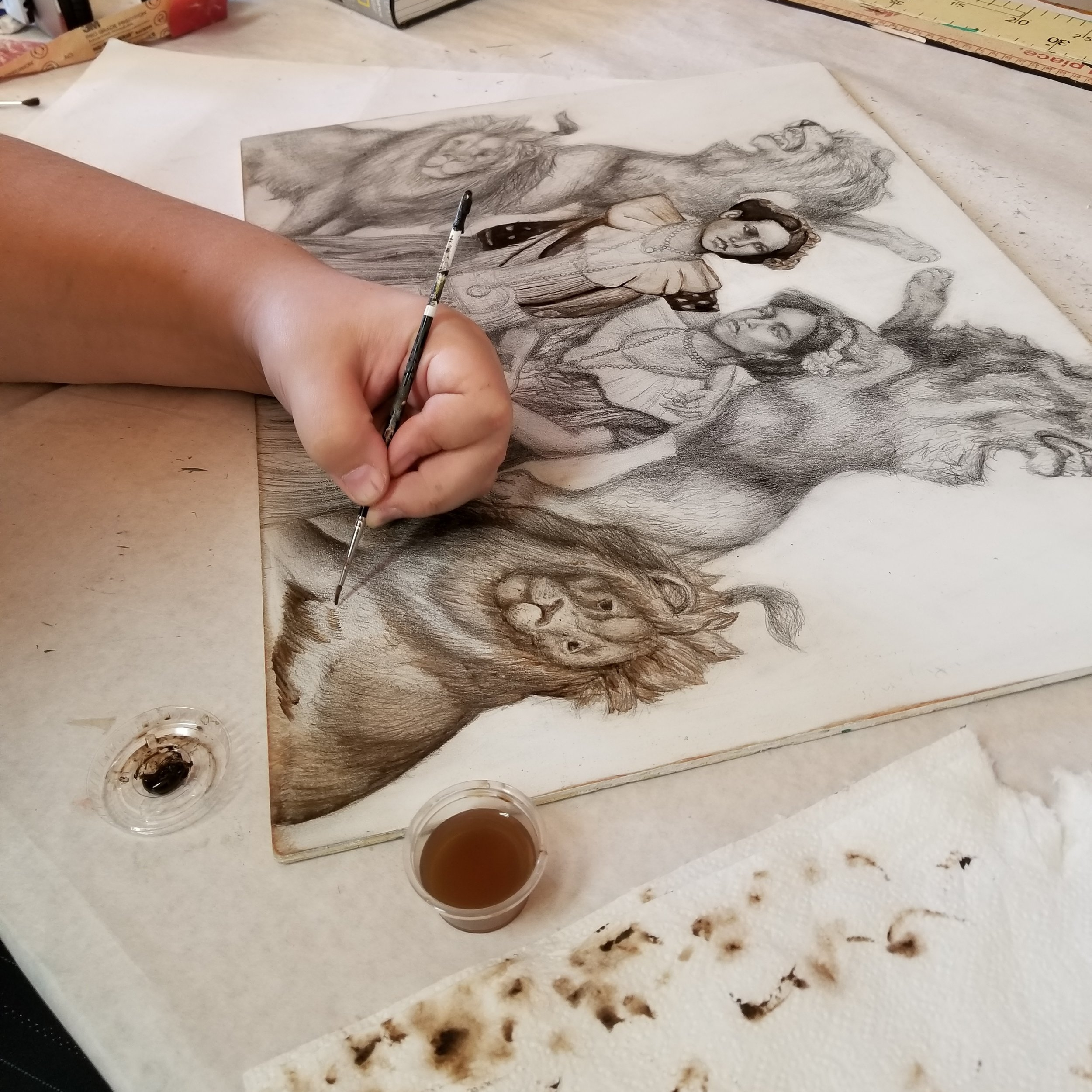Drawing & Painting -