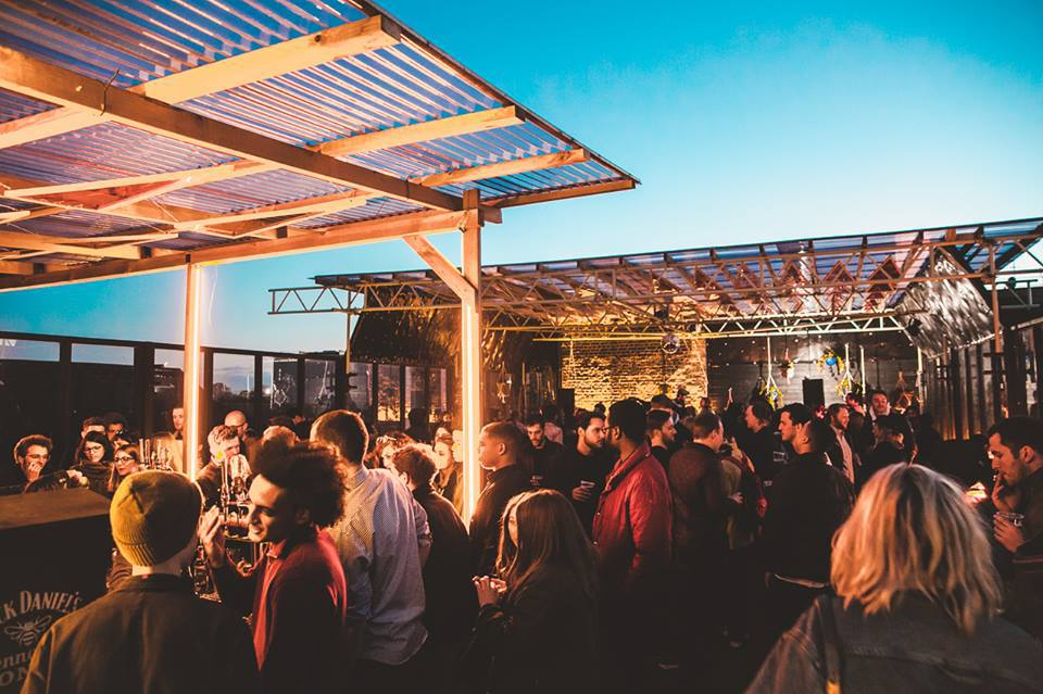 Join us for a beer on our rooftop - Dalston Roof Park